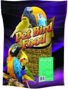 20 lb. Encore® Classic Natural Parakeet Food