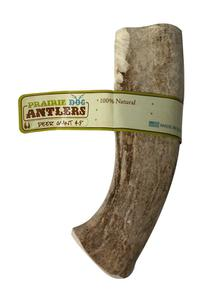 Prairie Dog Pet Products Deer Giant Antler 4-5 inches