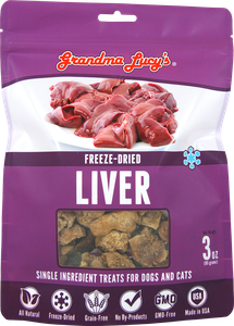 Grandma Lucy's Singles Liver Pet Treats