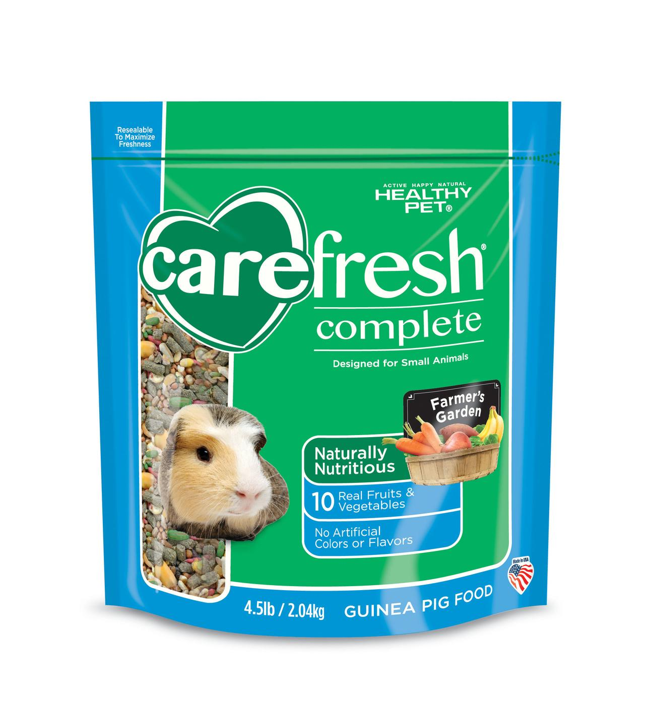 Carefresh® Complete Guinea Pig Food