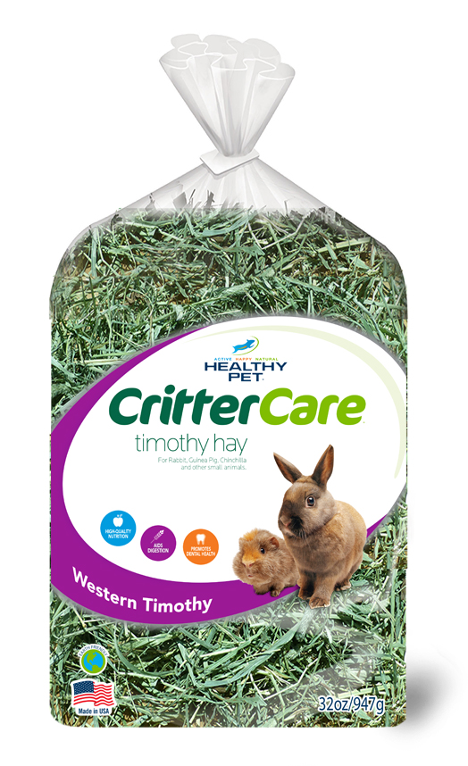 CritterCare® Western Timothy Hay