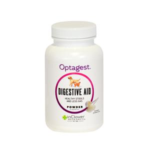 Optagest Daily Digestive Aid and Immune Support Supplement for Dogs and Cats, 100 g