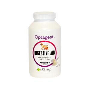 Optagest Daily Digestive Aid and Immune Support Supplement for Dogs and Cats, 300 g