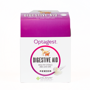 Optagest Daily Digestive Aid and Immune Support Supplement for Dogs and Cats, 60 Stick Box