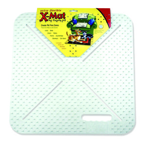 "Mammoth Pet X-Mat 18"" Extra Pet Training Mat - Flexible"