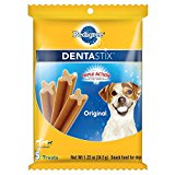 Pedigree Dentastix Original Toy/Small Treats For Dogs 1.22 Ounces 5 Count