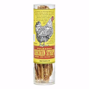 Polkadog Bakery Chicken Strip Jerky, 4 oz