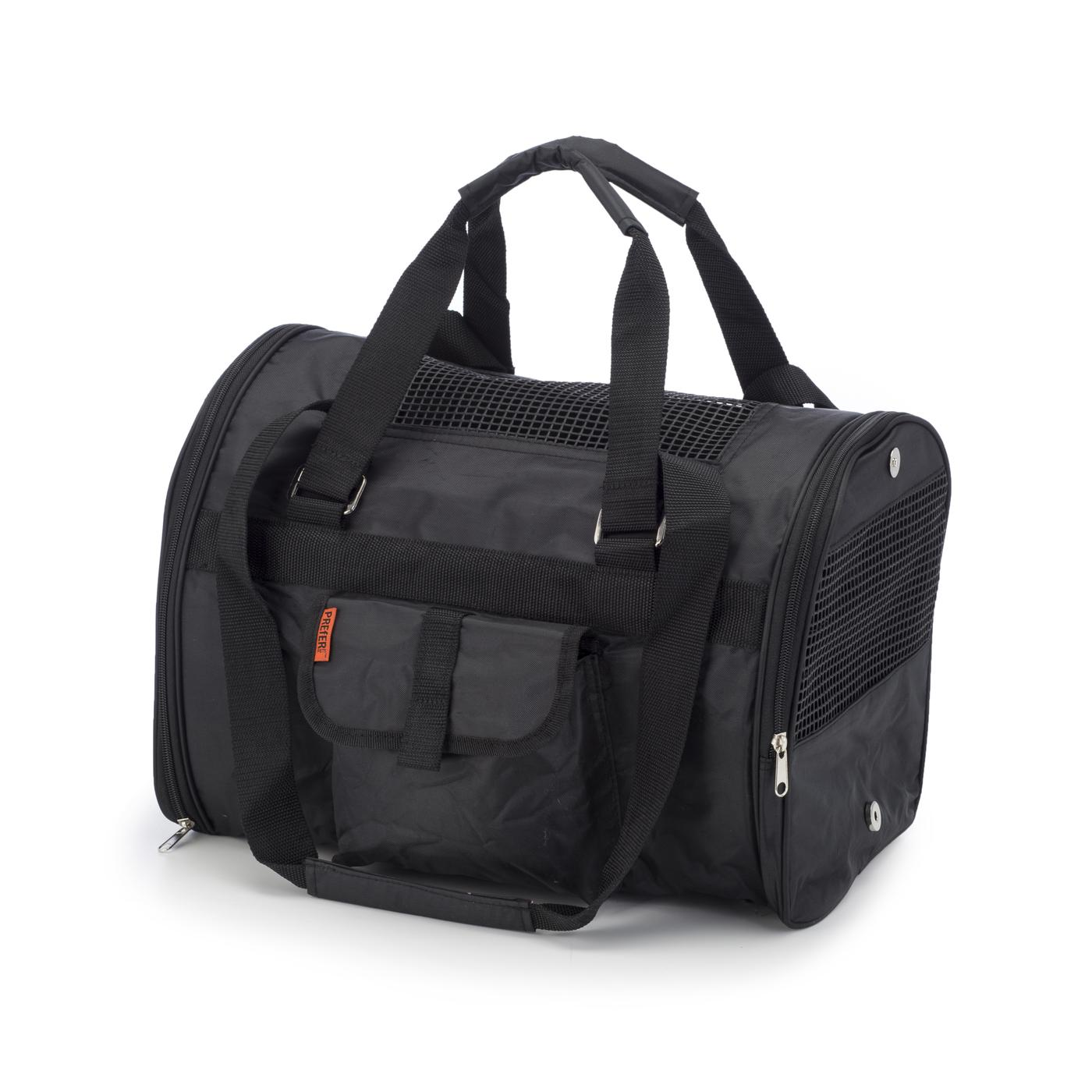 328 Backpack Carrier, Black