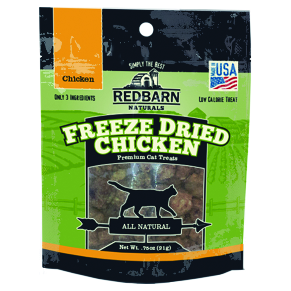 Redbarn Freeze Dried Chicken Cat Treats
