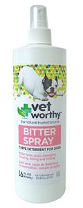 Vet Worthy Bitter Spray, 16 oz