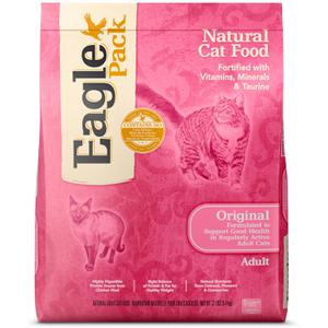 Eagle Pack Chicken Oatmeal Natural Dry Cat Food 12 Lb Bag