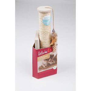 Petlinks Claw Climb Sisal Post Cat Scratcher