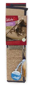 Petlinks Scratch & Play Mat Denim Cat Scratcher