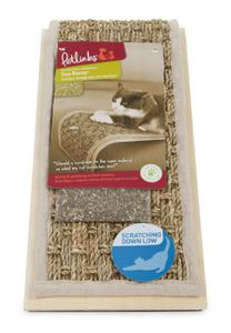 Petlinks Sea Ramp Floor Scratcher w/Catnip