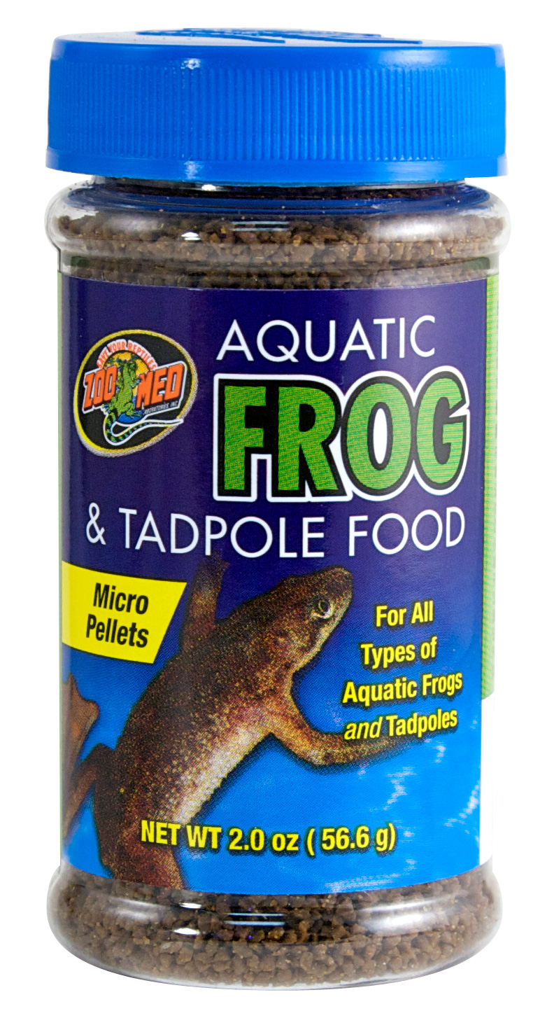 Aquatic Frog & Tadpole Food, 2 oz