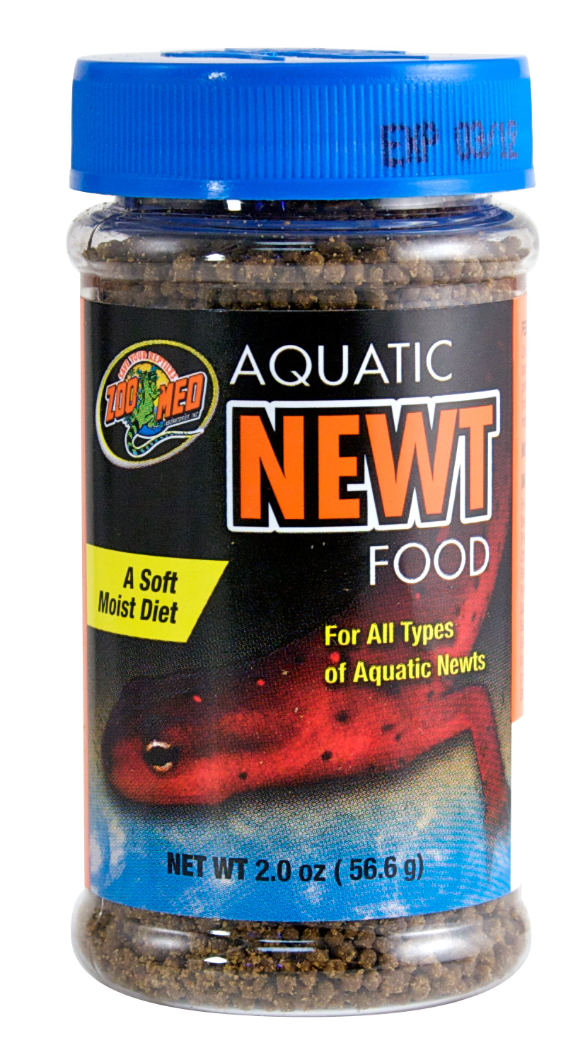Aquatic Newt Food, 2 oz
