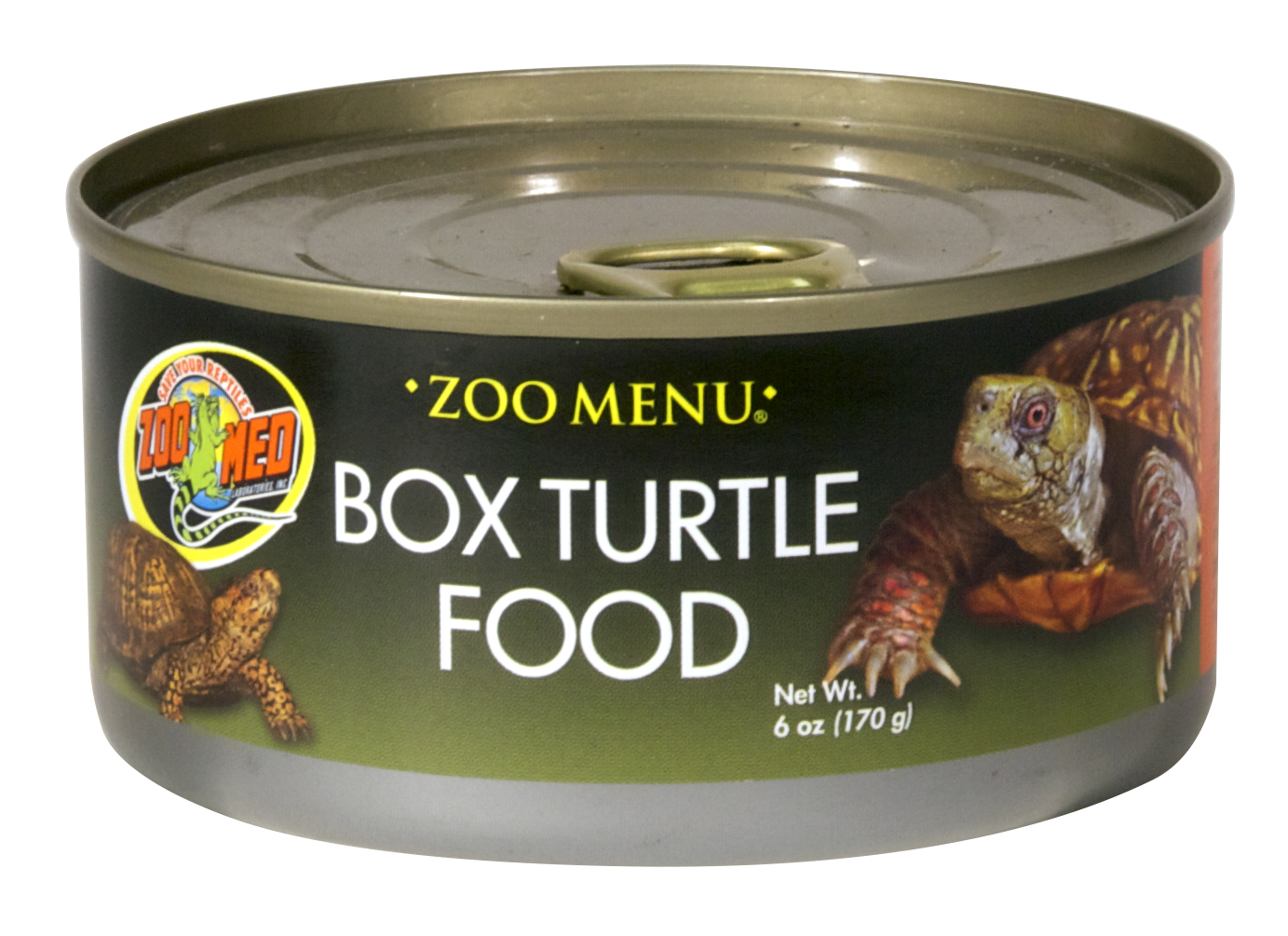 Box Turtle Food (cans/wet), 6 oz
