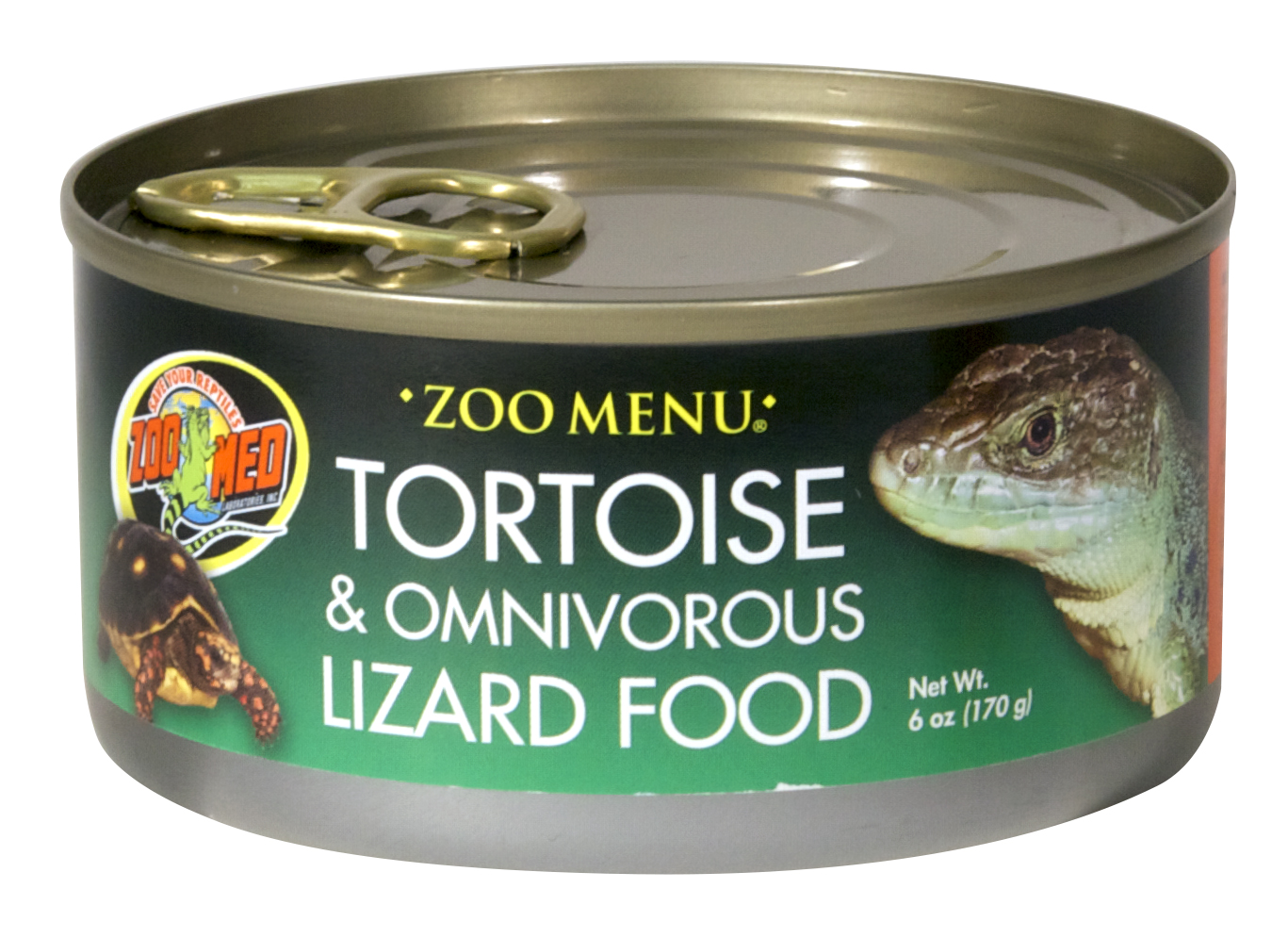 Tortoise/Lizard Food (cans/wet), 6 oz