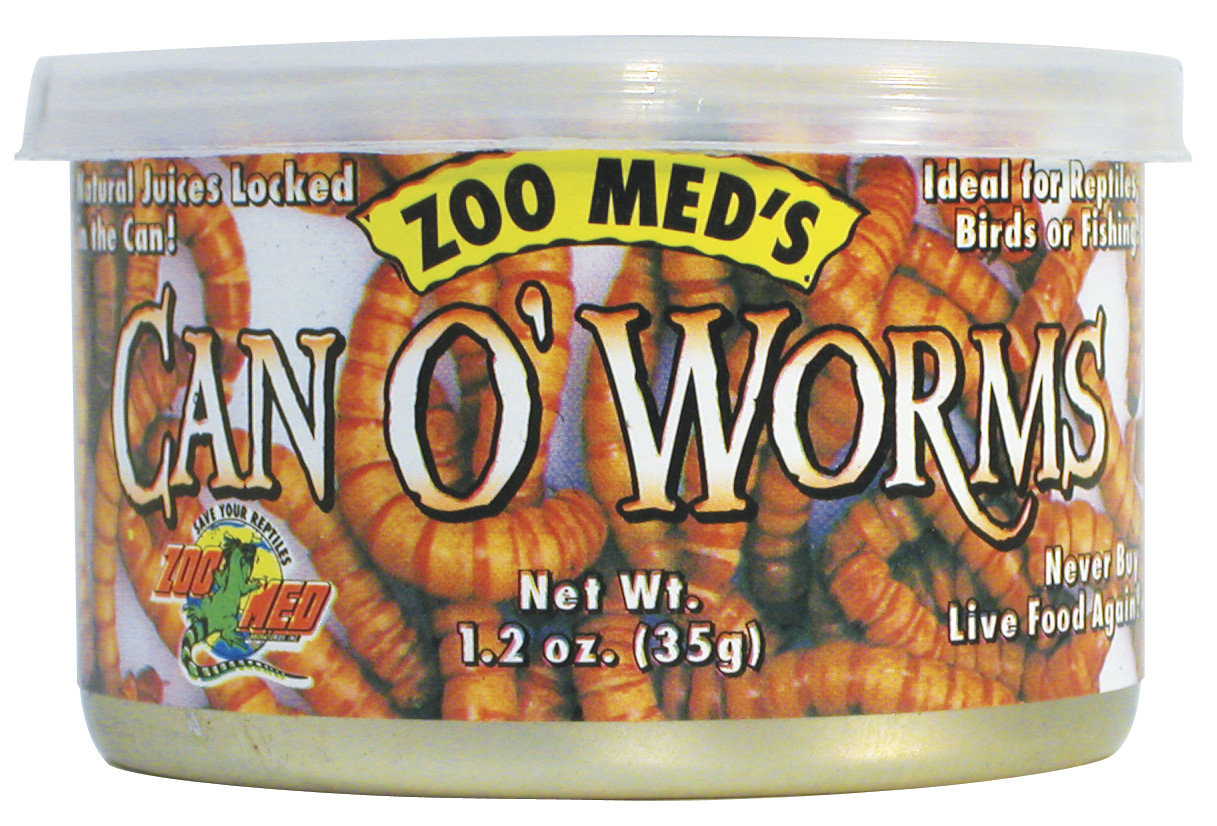 Can O' Worms (300 worms per can), 1.2 oz
