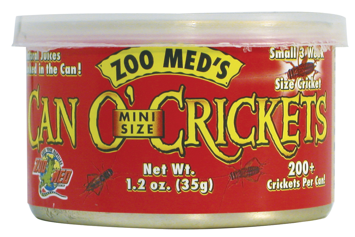 Can O' Crickets Mini Size , 1.2 oz